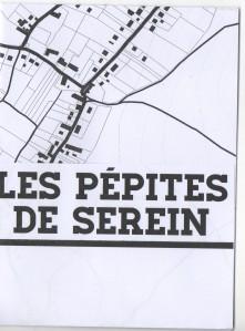 """Une carte distribué lors de l'événement """"Les pépites de Serein"""""""